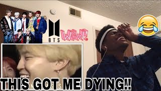 Just Jimin Things (BTS CRACK) Reaction