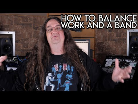 How to Balance a Career and a Band | Spectre Sound Studios VC