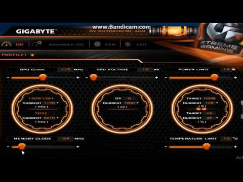 gtx 970 xtreme oc guide