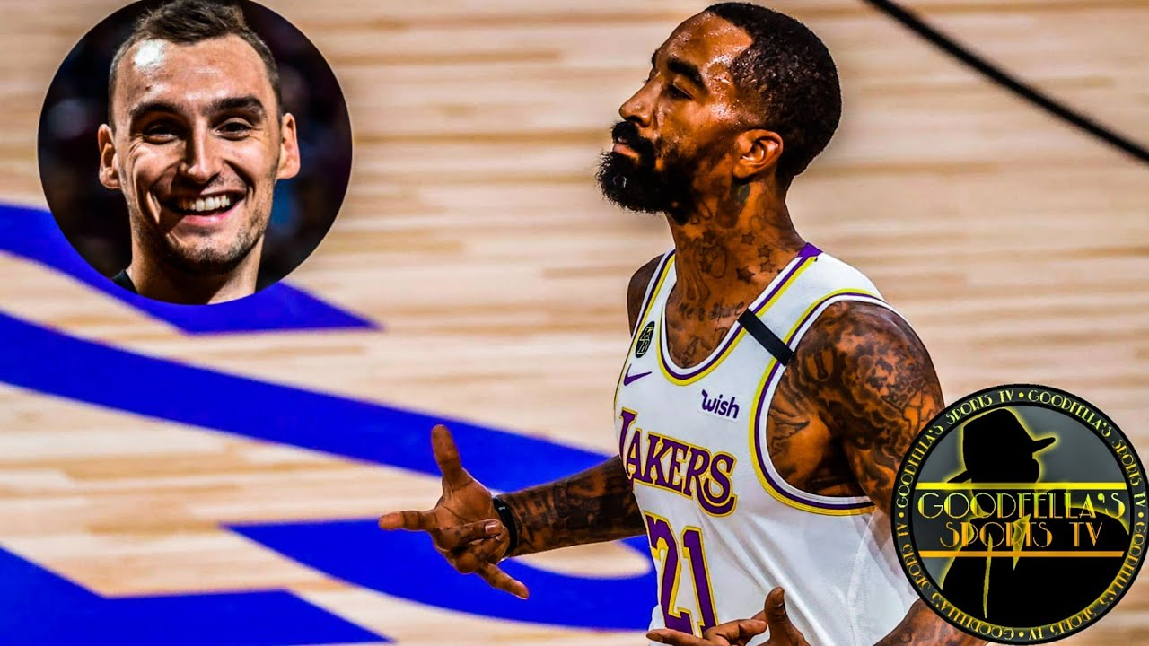 J.R. Smith says Sam Dekker is the only teammate he didn't like ...