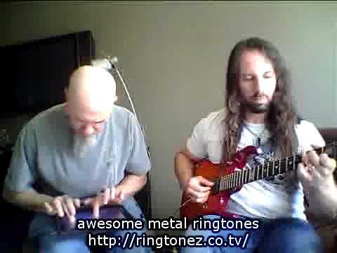 Awesome Rudess and Petrucci Hourglass ala MorphWiz and Guitar