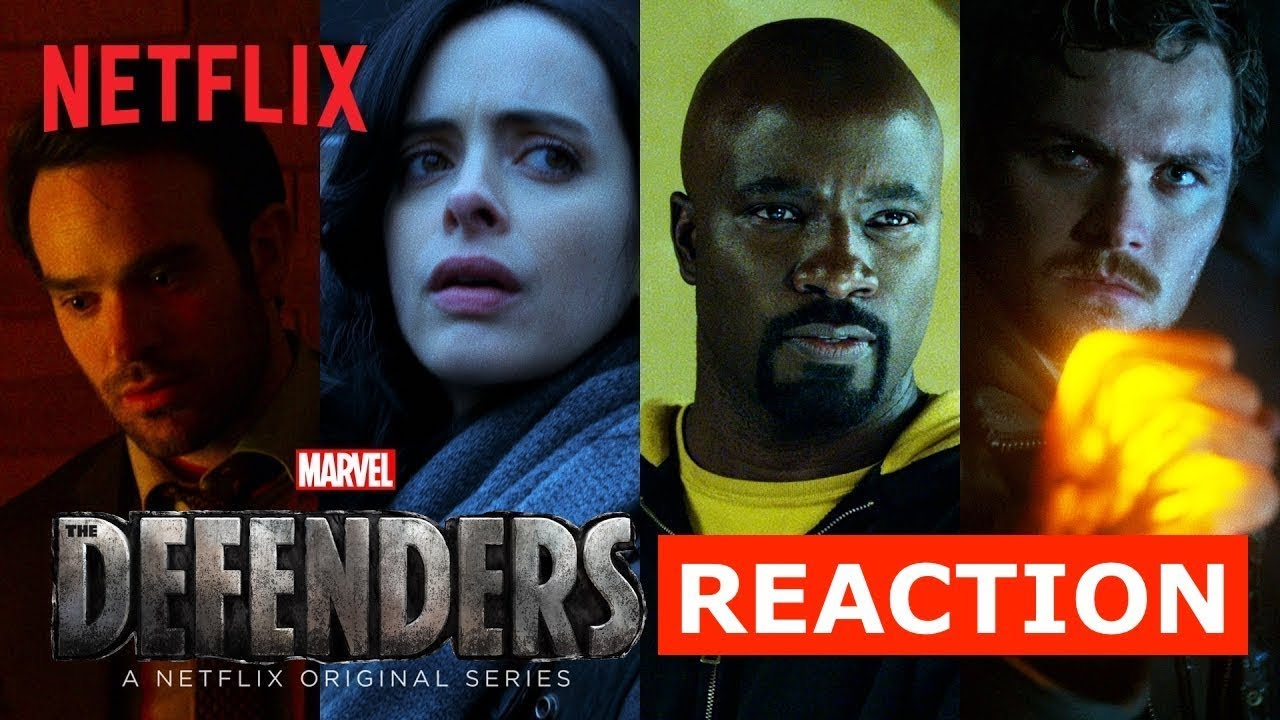 Download Marvel's Defenders Season 1 Episode 7 Fish in the Jailhouse REACTION