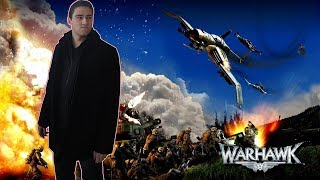 A Tribute to WARHAWK & Rant on Modern Multiplayer Games