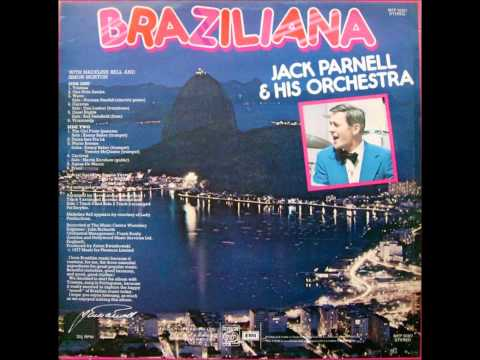 Jack Parnell - Warm breeze (1977) vinyl