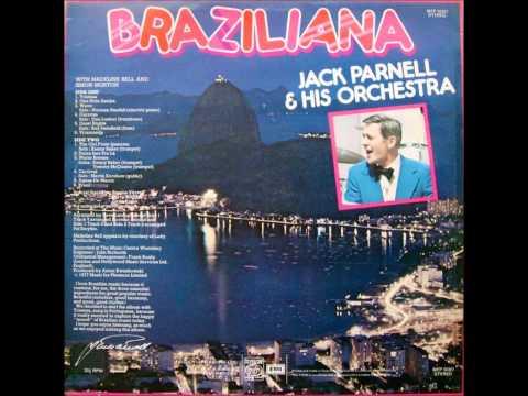 Jack Parnell - Warm breeze (1977) vinyl