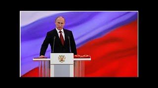 Первый канал «Россия 1» и НТВ 7 мая продемонстрируют церемонию инаугурации Путина