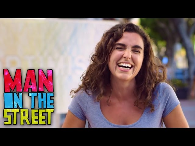 The Power of Optimism | Man on the Street