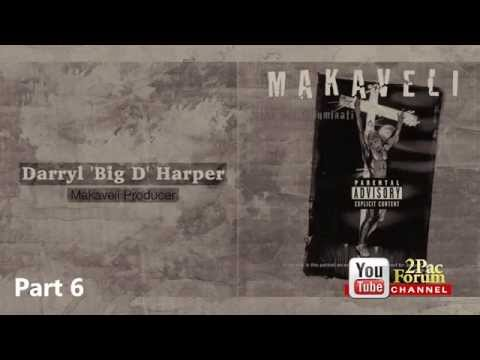Darryl Harper About: Was Tha Realest Copying 2Pac's Style And Lyrics?
