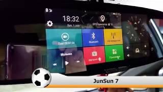 Зеркало JunSun CM84 на Андроид