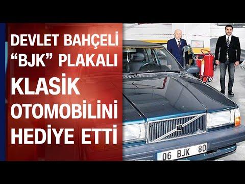 Devlet Bahçeli'den Beşiktaş adayına \