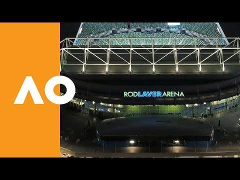 Melbourne Park: home of the AO