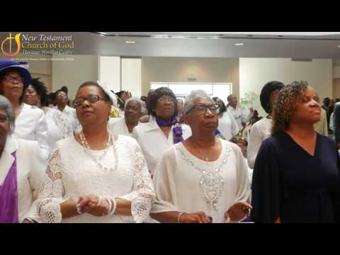 NTCOG-HWC Sunday 21 May 2017 (Island Women Conference)