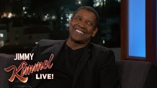 Denzel Washington on LeBron James & Michael Jordan