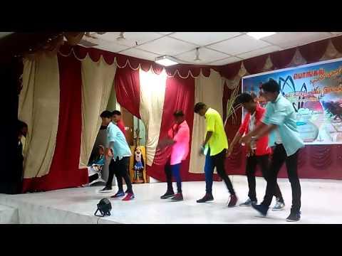 DANCE PRFORMANCE BY THE JNV NORTH AND MIDDLE ANDAMAN SILLATTA PILLATTA