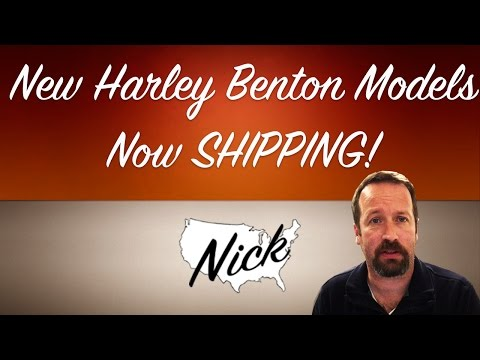 Harley Benton New Models Shipping Now!!! (Thomann Content)