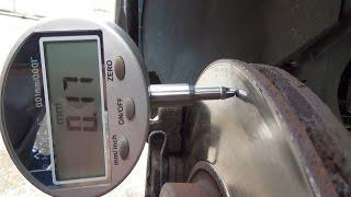 Contrôlez votre système de freinage avec un comparateur