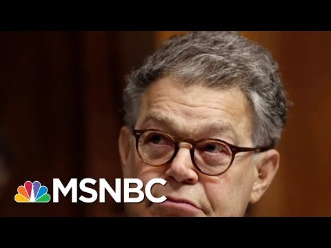 Democratic Senators Urge Al Franken To Reconsider Resignation | Morning Joe | MSNBC