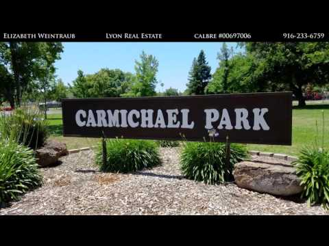6527 Grant Ave, Carmichael CA 95608 And Carmichael Promo Video