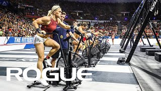 Ringer 1 & Ringer 2 - Individual Women Event 10 - 2019 Reebok CrossFit Games