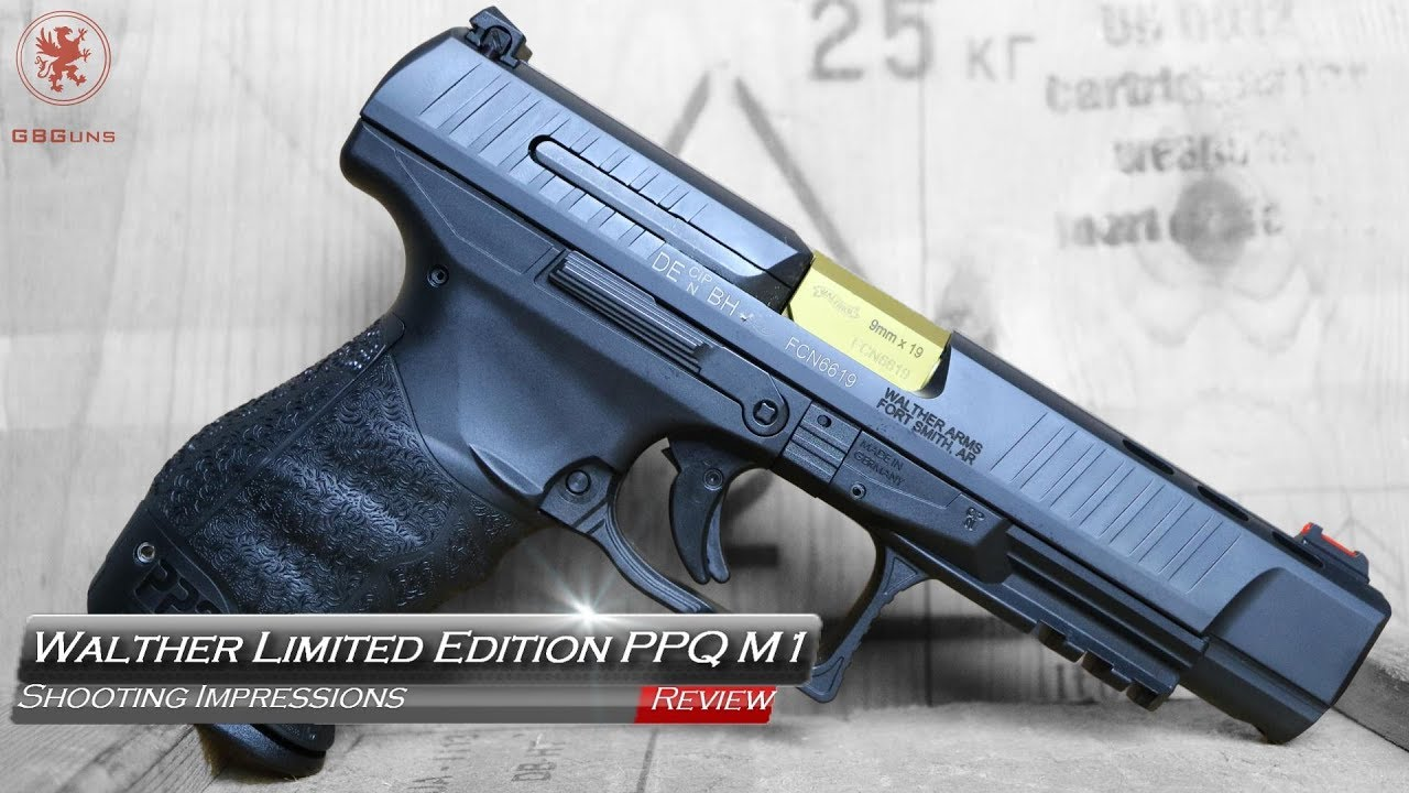 Limited Edition Walther PPQ | Review