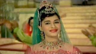 Shamma Jale Armanon Ki - Lata Mangeshkar, Zabak Song