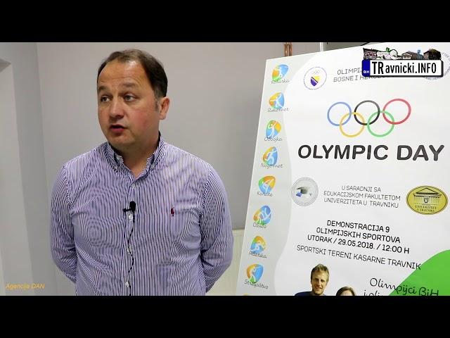 Najava Olympic Daya u Travniku