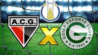 Atlético-GO x Goiás - Ao Vivo | Brasileirão Série B 2018
