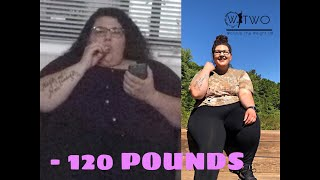 The Journey So Far  How I lost 120 Pounds !