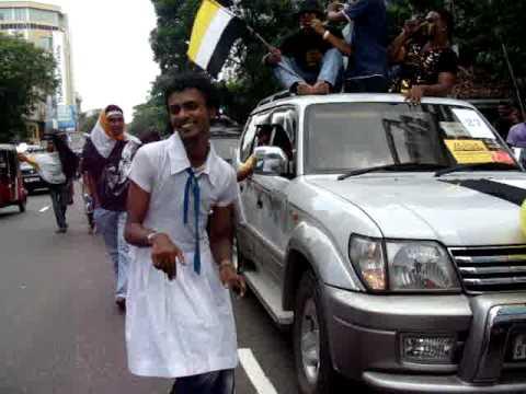 Mahanama College Big Match Vehicle Parade 2010 - Part 2