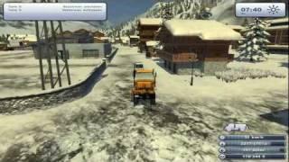 011 SRS Mod  Hohe Berge Map