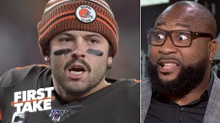 Baker Mayfield isn't built to lead the Browns - Marcus Spears | First Take