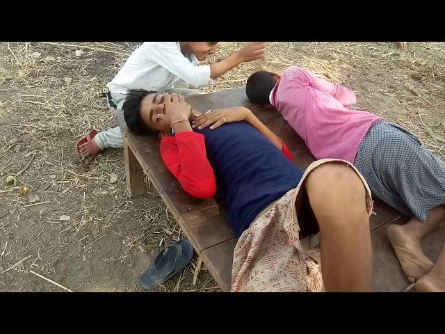 Comedy video!!!!!by anish raj