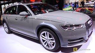 2018 Audi A6 Allroad TDI - Exterior And Interior Walkaround - 2017 Frankfurt Auto Show