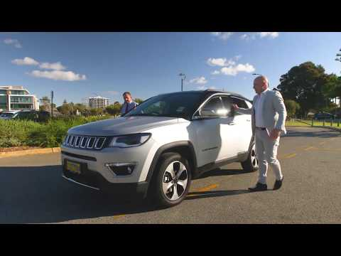 Take the new Jeep Compass for a Zoom Test Drive