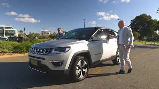 Zoom Test Drive | Jeep Compass