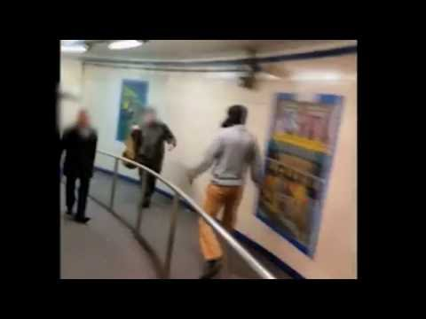 Man who attacked at Leytonstone tube station convicted