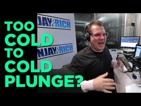 In-Studio Videos - Too Cold To Cold Plunge?
