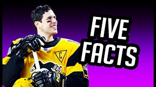 Sidney Crosby/Five Facts You Never Knew