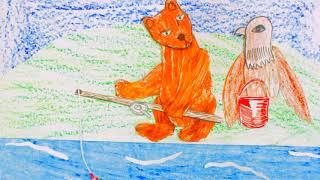 Рыбалка | Летнийлагерь | Сквирел | МультСтудия Академия Волшебников, т 89080252490 HD  HD 1080p