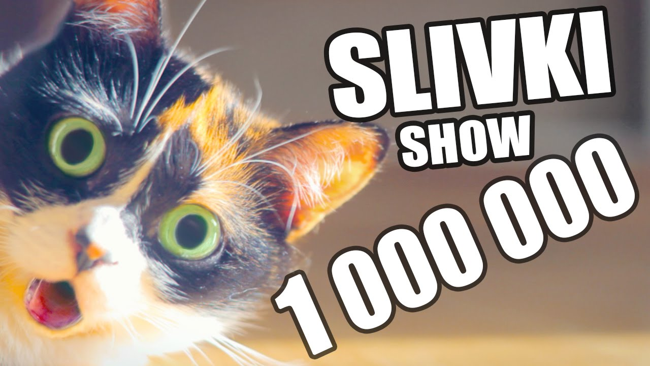 1 000 000 ПОДПИСЧИКОВ! [SLIVKI SHOW]