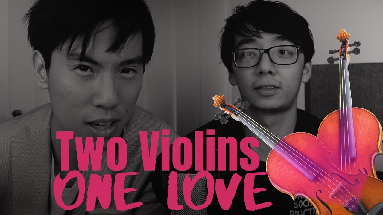 Two Violins One BAE (Reading Your Fan Fictions!)