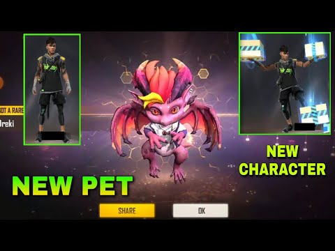 Download free fire advance server full review   ob26 advance server review video   new dreki pet   new shirou
