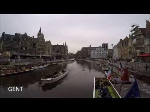 Belgium 2016 - Brussels, Gent & Bruges - GoPro Hero4