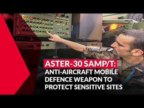 Aster-30 SAMP/T (Deployment Overview)