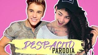 Luis Fonsi, Daddy Yankee - Despacito (PARODIA) ft. Justin Bieber - JUAN PABLO JARAMILLO