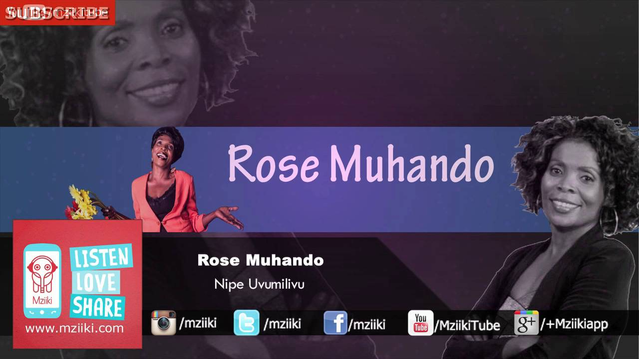 Nipe Uvumilivu | Rose Muhando | Official Audio #1