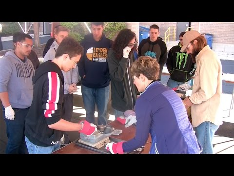 AFS Manufacturing Day 2015