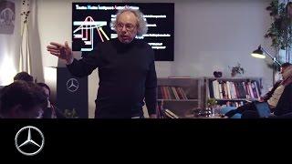 Future Talk IV in Berlin  Human Centered Artificial Intelligence – Mercedes Benz original