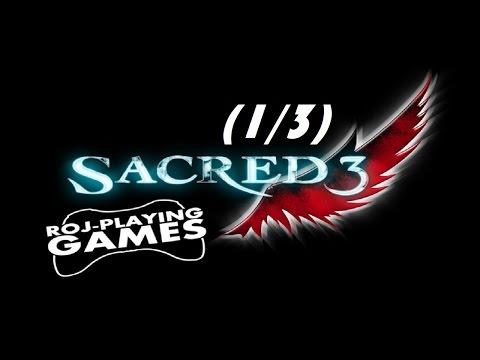 Sacred 3 (1/3) Izometryczny Slasher (Roj-Playing Games!)