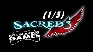 Sacred 3 (1/3) Izometryczny Slasher (Roj-Playing Games!)